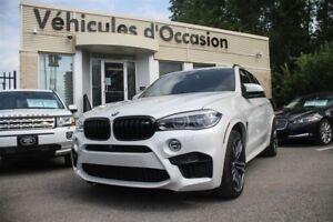 2015 BMW X5 M X5 M RARE! IMPÉCABLE!