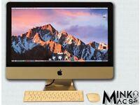 "3.06Ghz Dual Core Apple 21.5"" iMac 4gb 500gb HD Logic Pro Cubase 8 Omnisphere iZoTope Mastering FCPX"