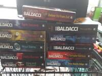 11 novels by the award winning author David Baldacci