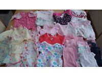 Baby girls summer bundle- 0-3months