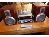 PHILIPS MCB700 CD/DAB/FM 2 PIECE MICRO COMPONENT SYSTEM