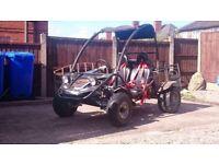 Quadzilla 150cc off road buggy