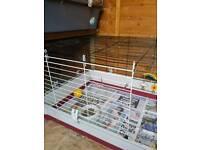 XL rabbit cage