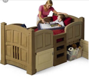 Step 2 twin bed - Castle bed