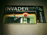 Retro Galaxy Invaders cgl (boxed and great condition)