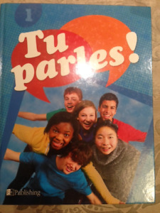 Tu Parles! with Cahier in brand new condition