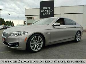 2014 BMW 535i xDrive TECHNOLOGY PKG | NAVIGATION | 360 CAM | HUD