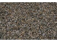 10 mm drainage chips/gravel