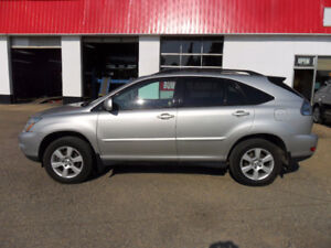 2007 Lexus RX 350 AWD *Sunroof*Heated leather*Cd changer*27mpg*