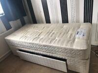 Myers Single Divan Bed