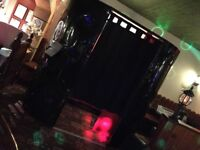 Fully functional full size Photobooth with all equipment