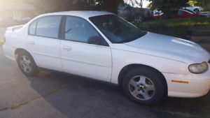 2003 Chevrolet Malibu Sedan (as is)