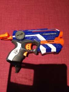 Nerf fire strike mint condition