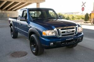 2007 Ford Ranger XLT ONLY 125,000 KMS!