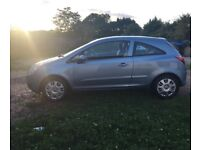 Vauxhall Corsa 1.2 Brilliant first car!!