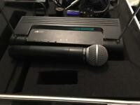 Sure radio mic