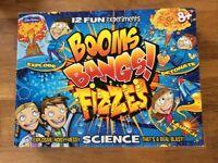 Booms Bangs Fizzes - John Adams