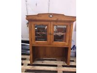 Brand new vintage style cabinet