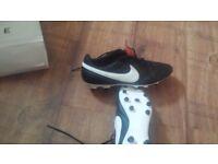tiempo mens sg football boots size 8.5