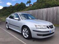 2007 Saab 9-3 Anniversary 1.9 TID 150BHP 115k++SATNAV++LEATHER not vectra cdti 320d 9-5 tdi 1.9 a4