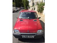 Rover metro nightfire. Mot june2018 some history excellent runner CD player economical cheap tax.