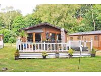 Wimborne summer holiday lodge