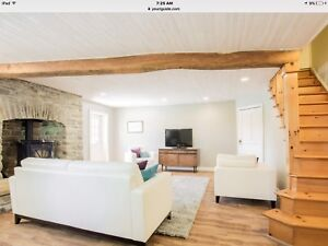 1810 stone home completely renovated