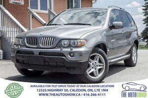 2004 BMW X5 4.4i   ACCIDENT FREE