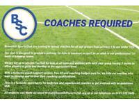 Quality Mark Club Seeking Coaches & Players