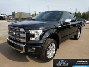 2016 Ford F-150 Platinum  - $321.06 B/W