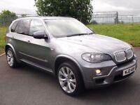 2008 BMW X5 3.0D M SPORT MINT JEEP GREAT SPEC LIKE 530D Q7 RANGE ROVER VOGUE AUDI A4 A6 TOUAREG A8