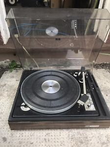 Vintage Elac High Fidelity Turn Table Record Player