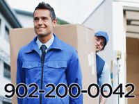 Local & Long distance moves - booking up quick - 902-200-0042
