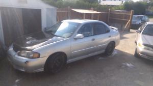 Nissan Spec-V 2002 (Parts out)