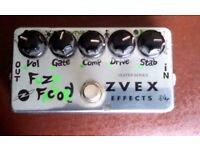 fuzz factory fuzz box. vexter series
