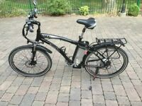 Life mountain endurance 30h electric bike