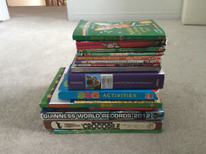 Collection of 25 children books