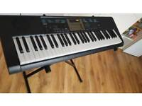 Casio LK-170 Key Lighted Keyboard