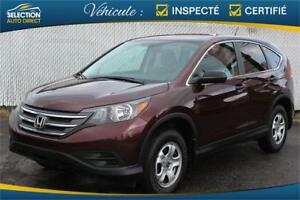 2014 Honda CR-V LX AWD
