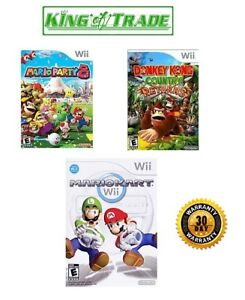 Wii Games for Sale!