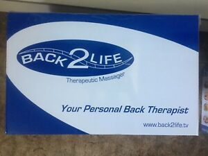Back 2 Life Therapeutic Massager