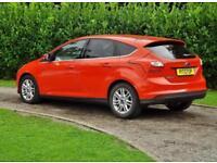 Ford Focus Titanium 1.6 Tdci 115 5dr DIESEL MANUAL 2013/13