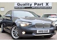 2011 BMW 1 Series 2.0 116d Urban 5dr