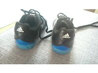 Adidas football trainers....size 10 kids....