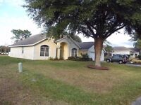 ORLANDO FLORIDA FOUR BEDROOM HOME FROM HOME VILLA WITH GAMES ROOM/INTERNET ETC - NEAR DISNEY