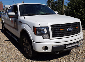 2012 Ford F-150 FX4 EcoBoost w/ Leather