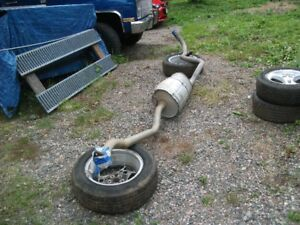 Exhaust system for 1999-2006 Chev/GMC Truck