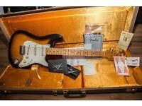 Fender custom shop 57 relic strat (custom order) trades/part x Gibson ' fender ' prs etc