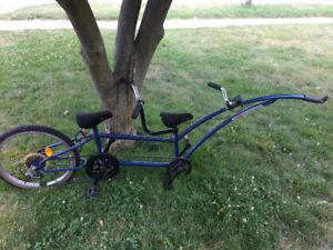 Adams tandem trail a bike