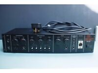 Roland SIP-301 Vintage 80s Bass DI Direct Input Preamp Crossover EQ Rack
